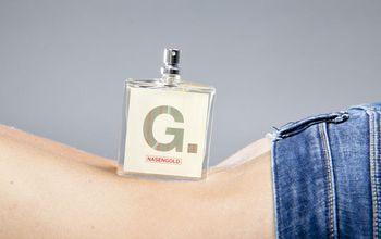 NASENGOLD - duft som er spontan, utraditionel og sprudler af livslyst