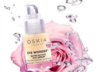 Oskia – Magiske hudplejeprodukter og Vinder af 12 internationale Beauty Awards.