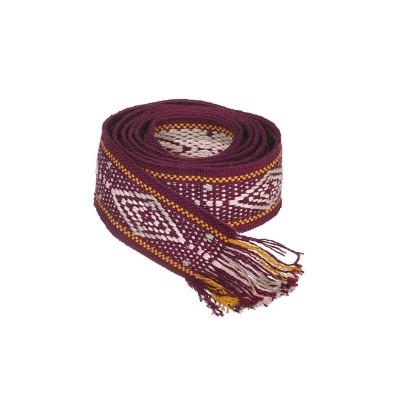 bands-of-la-surfcore-baelte-bordeaux-orange-beige-lyserod-accessories