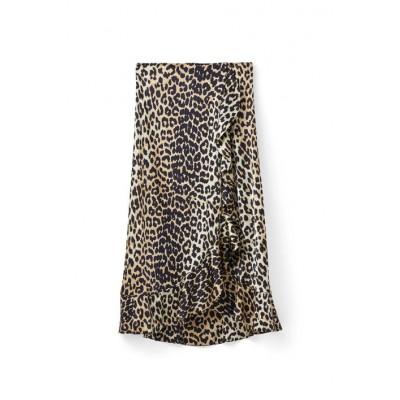 ganni-Dufort-Silk-nederdel-Leopard-F1913