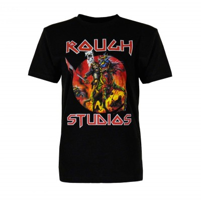 rough-studios-rough-studios-t-shirts-orange-overdel-sort