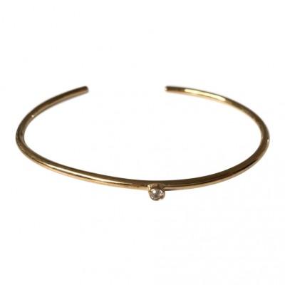 cuff-w-one-stone-guld-armband