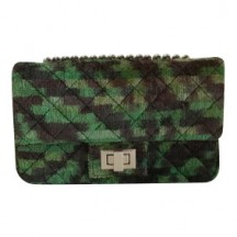 rough-studios-la-bandita-mini-velvet-taske-green-brown-sort-123