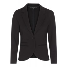 graumann-melina-jersey-jacket-blazer-jakke-sort-am1967