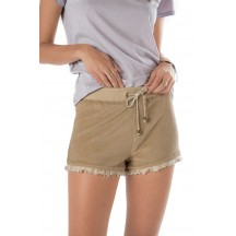 ragdoll-la-terry-shorts-camel-frotté-s123