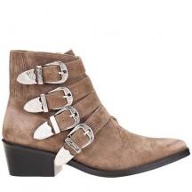 toga-pulla-ankle-boots-silver-buckles-ankelstovler-khahi-ruskind-aj006