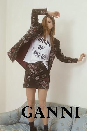 GANNI - tøj med fokus på skønhed