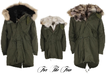 For the Few – vintage parka med unik historie