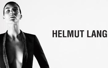 Helmut Lang, minimalistisk modetøj til kvinder og piger