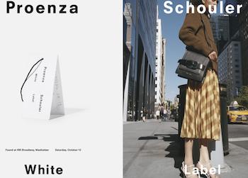 Proenza Schouler White Label Dametøj og tasker