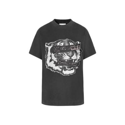 anine-bing-basic-tiger-t-shirt-sort-overdel-ab40-140-08b