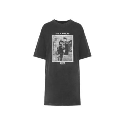 anine-bing-mohawk-harley-t-shirt-kjole-sort