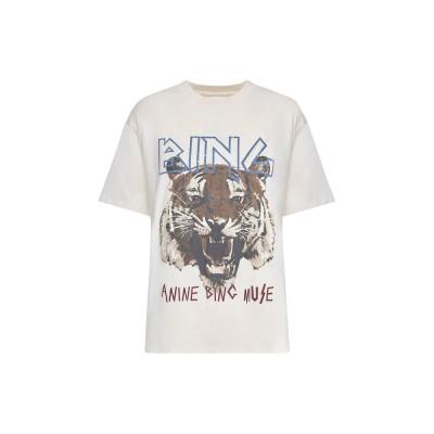 anine-bing-tiger-t-shirt-overdel-off-white