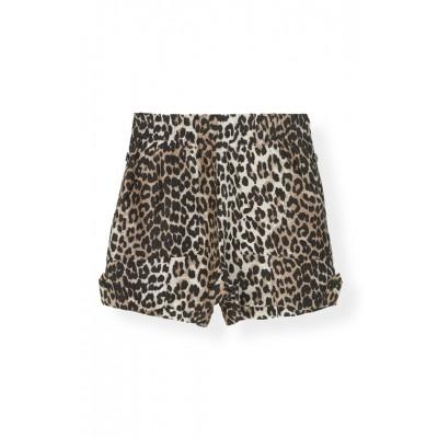 Ganni-silk-linen-shorts-leopard-F3159