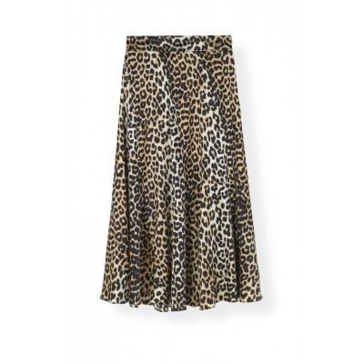ganni-silk-stretch-satin-nederdel-leopard-f3356