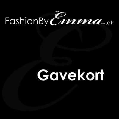 Gavekort FashionByEmma