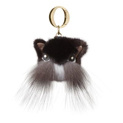 oh-by-kopenhagen-fur-accessories-pels-vedhaeng-harlow-cat-sort-sapphire