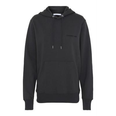 helmut-lang-hoodie-logo-overdele-faded-sort-i06hw508-1