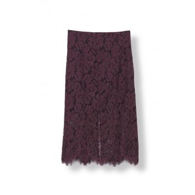 Ganni-jerome-nederdel-decadent-chocolate-F1921