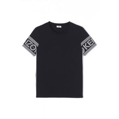 kenzo-t-shirt-logo-sort-overdel-f952ts78398599