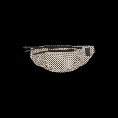 Lala-berlin-bælte-taske-sort-off-white-1192-AC-6200