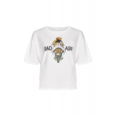 lala-berlin-t-shirt-hvid-overdel-1192-CK-1002