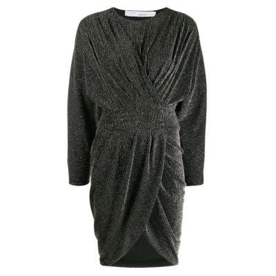 Iro-magnus-kjole-sort-sølv-WP33Magnus