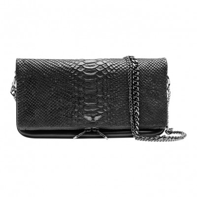 Zadig-et-voltaire-rock-savage-sort-taske-clutch-PWGAP2007F