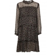 moliin-hania-dress-flower-black-kjole-1724042-1
