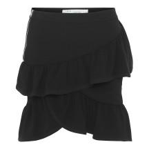 iro-mica-nederdel-sort-18WWM31MICA