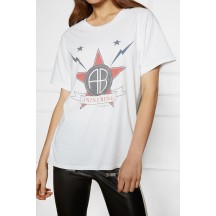 anine-bing-white-star-tshirt-overdele-ab40-066-011