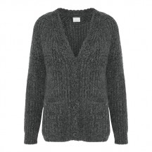 Anine-bing-ashby-cardigan-strik-overdel-grå