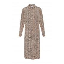 anine-bing-chelsea-skjorte-kjole-python