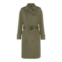 Anine-bing-military-trench-coat-olive-jakke-overtøj