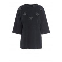 Raiine-cairo-t-shirt-sort-overdel