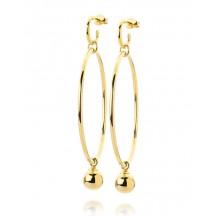 Lolas-love-Double-Hoop-Ball-øreringe-Guld-smykker-1701061G