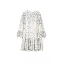 Ganni-Emile-blonde-kjole-vanilla-ice-F1909