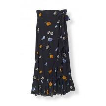 ganni-dainty-georgette-nederdele-sort-f2629-1