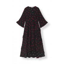 ganni-f2644-kjoler-sort-prikker-f2644-1