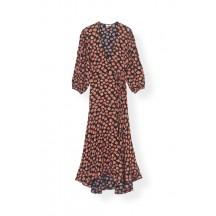 ganni-printed-crepe-kjole-rod-f2902