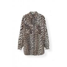 Ganni-silk-linen-skjorte-leopard-overdel-f3158