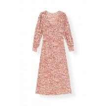 Ganni-printed-crepe-maxi-kjole-egret-f3189