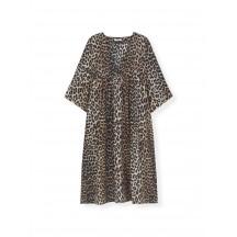 ganni-cotton-silk-kjole-leopard-F3638