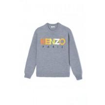 kenzo-junper-gra-overdel-Strik-f962to618808