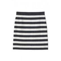 kenzo-strik-nederdel-sort-hvid-fb52ju5403ae