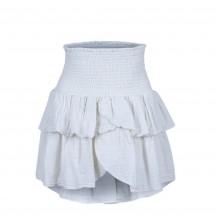 neo-noir-carin-gauze-nederdel-off-white-152461