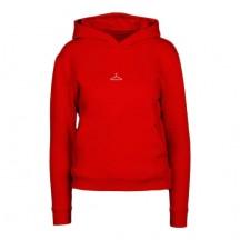 Holzweiler-hoodie-hangon-rød-overdel