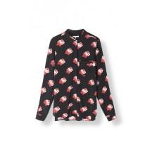 Ganni-harley-skjorte-sort-blomster-overdel-f2248