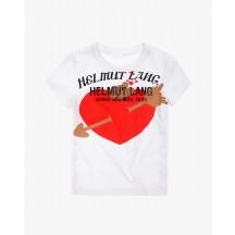 Helmut-lang-standard-baby-t-shirt-overdel-hvid-J06DW503