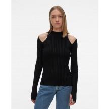 helmut-lang-cutout-pullover-overdel-sort-K04HW720